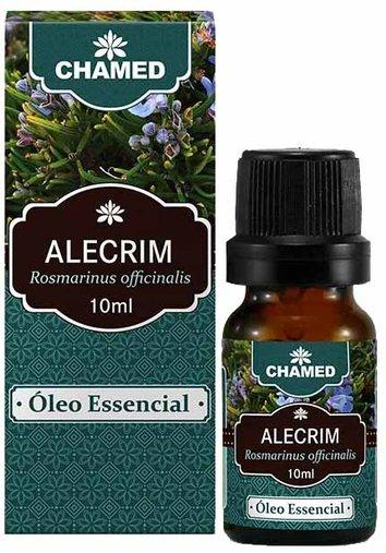 Óleo essencial Alecrim 10 ml Chamed