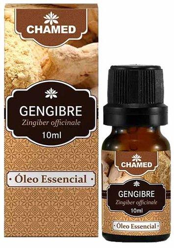 Oleo essencial Gengibre 10ml Chamed