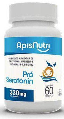 Pró Seratonin 330mg 60 cápsulas Apsinutri