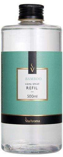 Refil Água Perfumada 1 Litro Bamboo ViaAroma