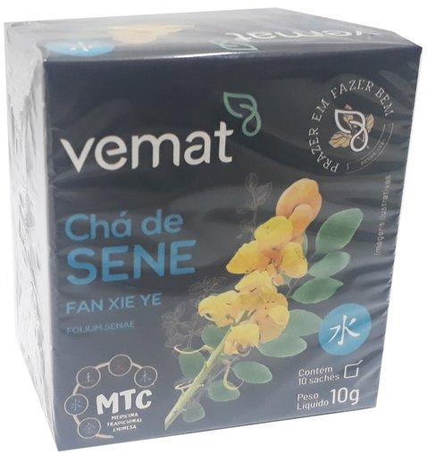 Sene 10 sachês 10g Vemat