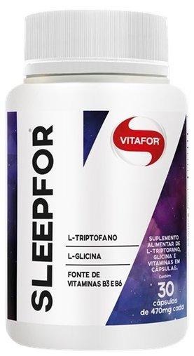 Sleepfor 30 cápsulas 470mg Vitafor