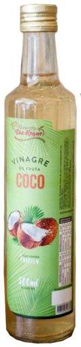 Vinagre de Fruta Coco 500ml Fazenda São Roque