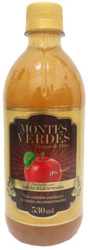 Vinagre de Maçã - 530ml - Montes Verdes
