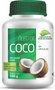 Óleo de Coco 120 cápsulas 1000mg Medinal